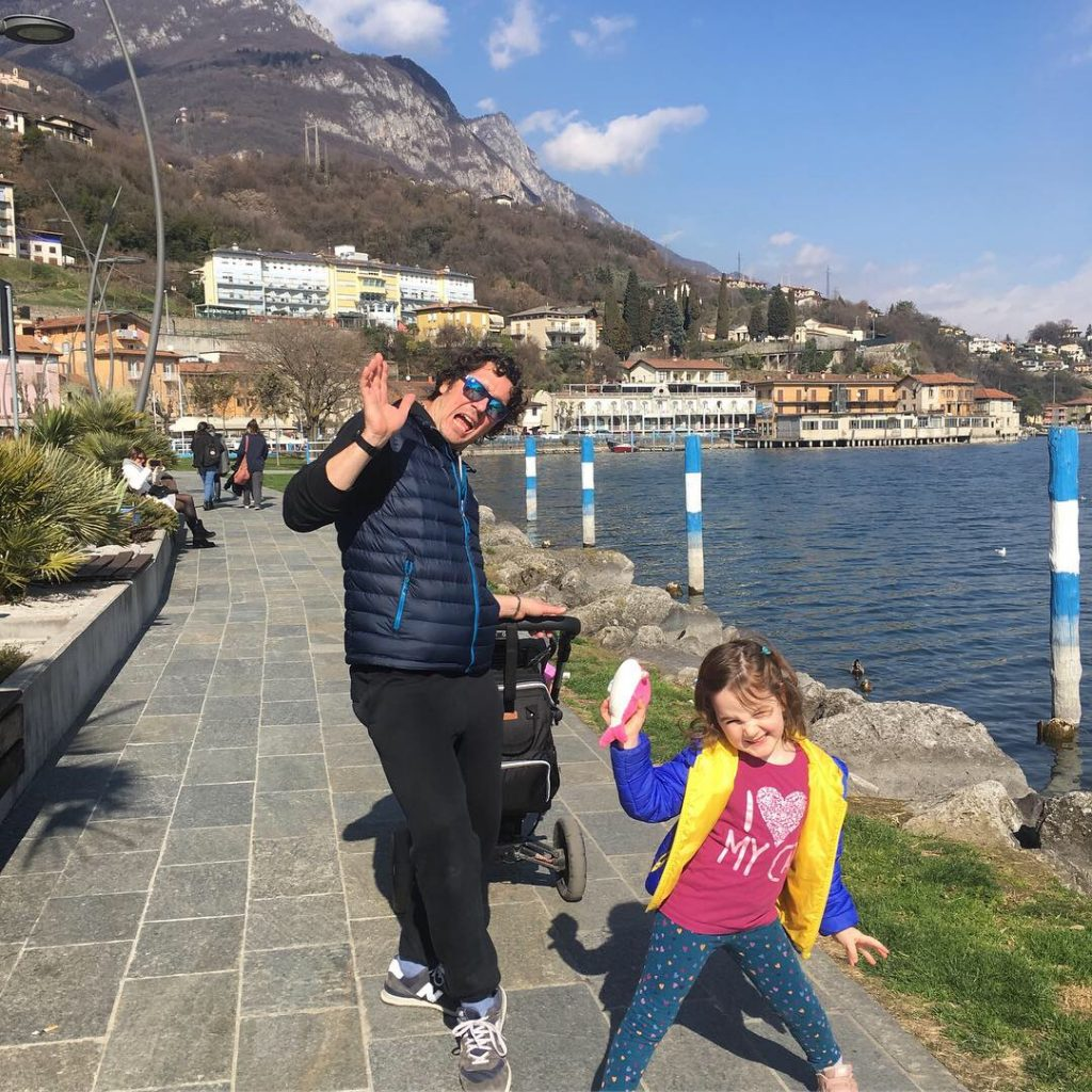 Lungolago d'Iseo a Lovere
