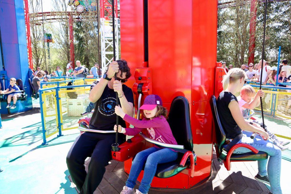 giochi parco Legoland
