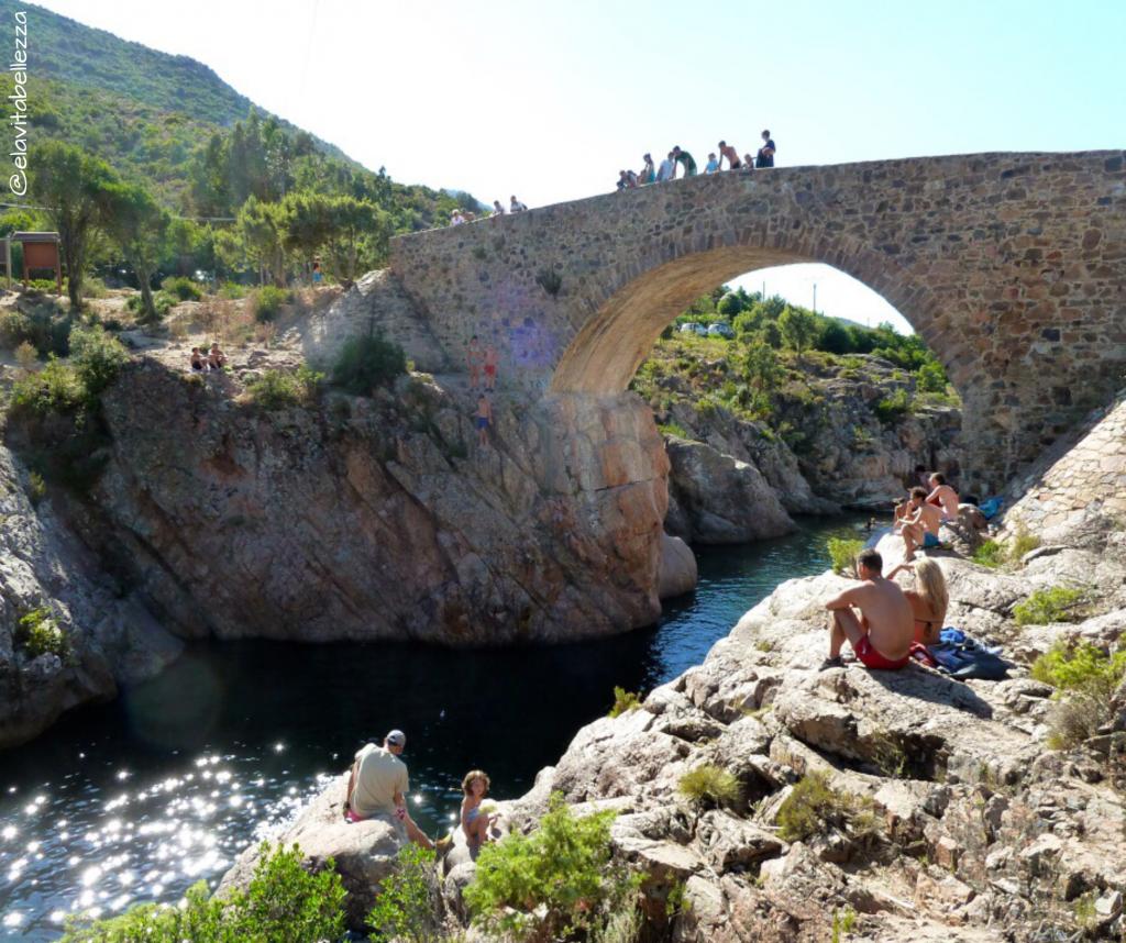 Ponte Vecchiu Vallée du Fangu - Galeria