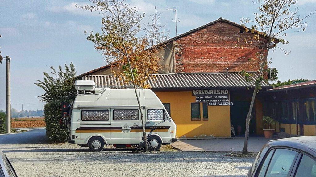 Piacenza, cascina Bosco Gerolo