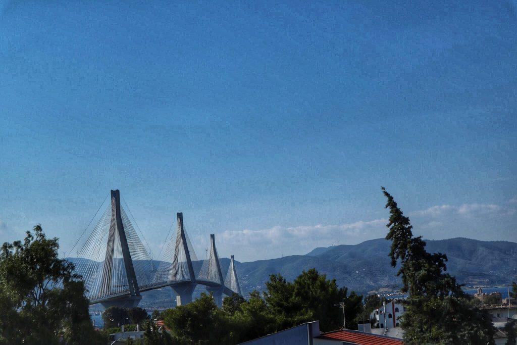 Ponte Rion-Antirion, Peloponneso (Patrasso)