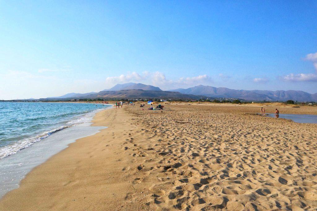Viglafia, Peloponneso