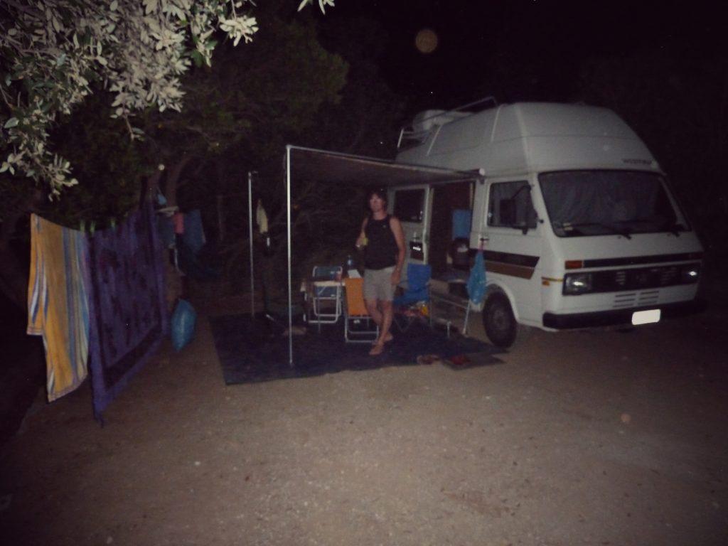 Campeggio Isulottu Centuri Cap corse