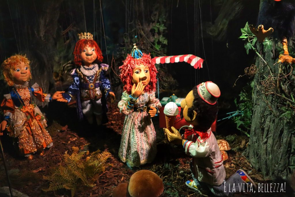 Museo marionette, Augsburg