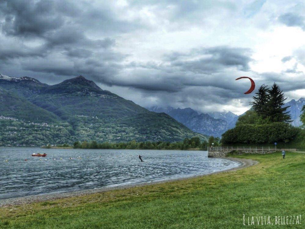 Lago Como, Colico