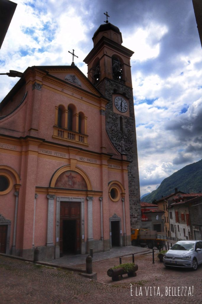 Chiesa Primaluna, Valsassina