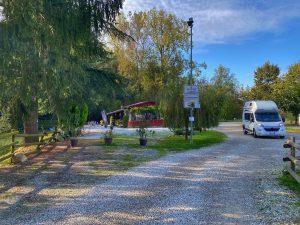 area camper La Morra - langhe in camper