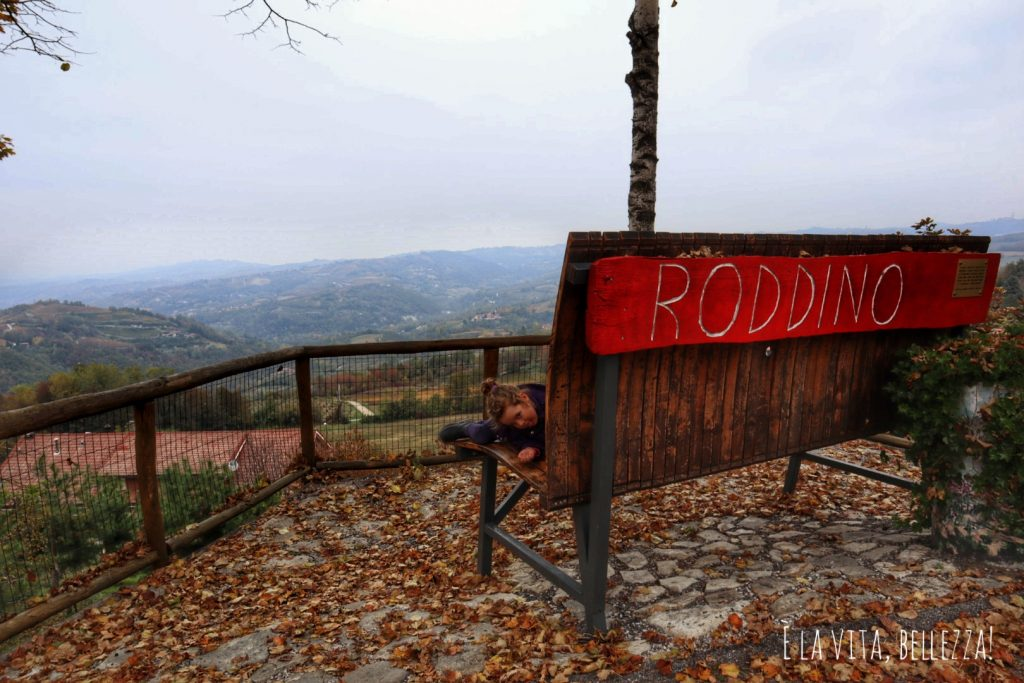 Roddino - Langhe in camper