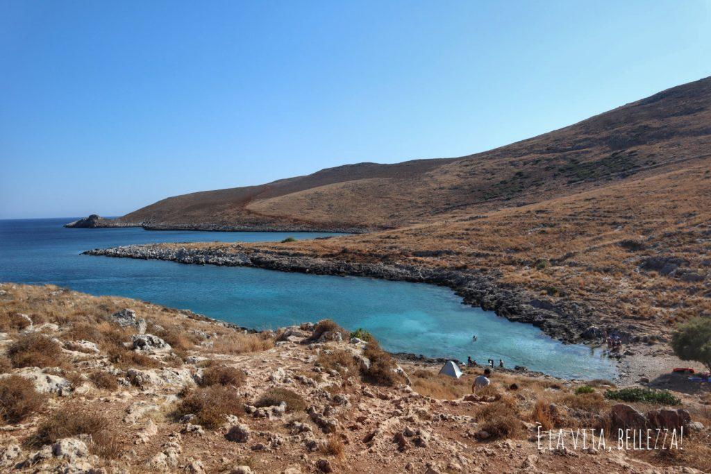 Grecia continentale in camper